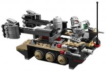 LEGO Ultra Agents 70161 L'attaque du tank