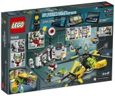 LEGO Ultra Agents 70163 L'attaque de Toxikita