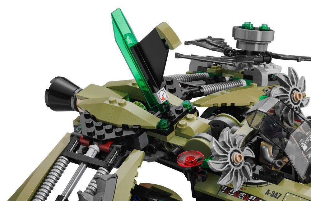 LEGO Ultra Agents 7016...
