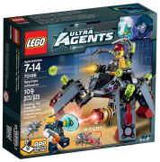 LEGO Ultra Agents 70166 L'infiltration de Spyclops