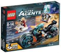 LEGO Ultra Agents 70167 L'évasion d'Invizable