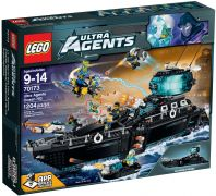 LEGO Ultra Agents 70173 Le QG océanique des Ultra Agents