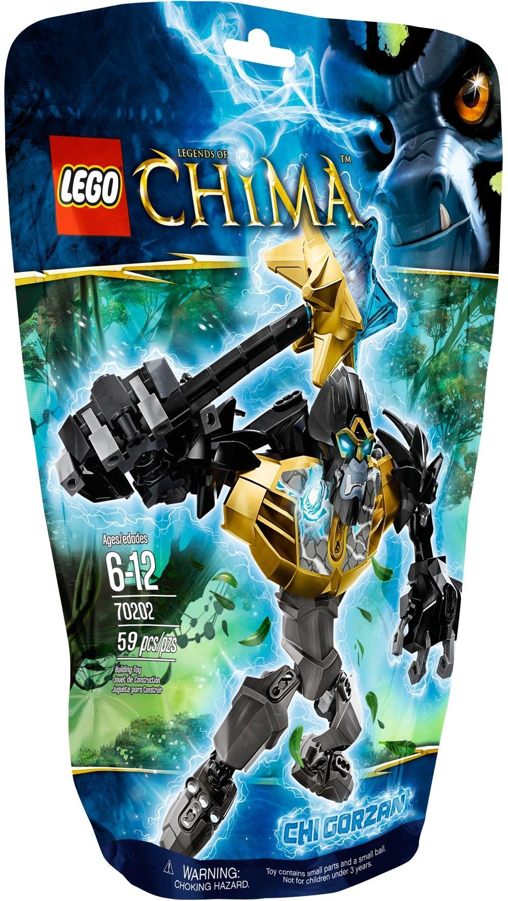Pas Chima Gorzan Lego 70202 CherChi MzVpqSU