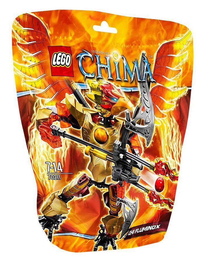 Lego chima 70211 pas cher chi fluminox - Image de lego chima ...