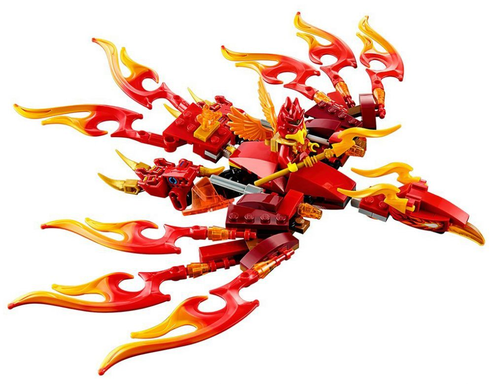 De L'ultime Chima Lego Phoenix Feu 70221 N0ym8vwOn