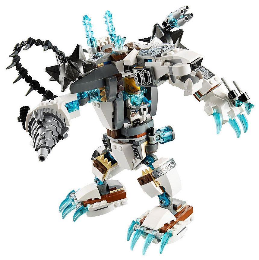 Lego chima 70223 pas cher le robot ours des glaces - Image de lego chima ...