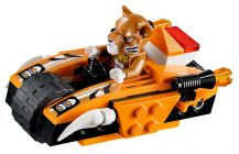 LEGO Chima 70224 La base mobile de combat