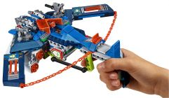 LEGO Nexo Knights 70320 L'Aero Striker V2 d'Aaron Fox