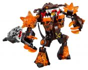 LEGO Nexo Knights 70325 Infernox capture la Reine