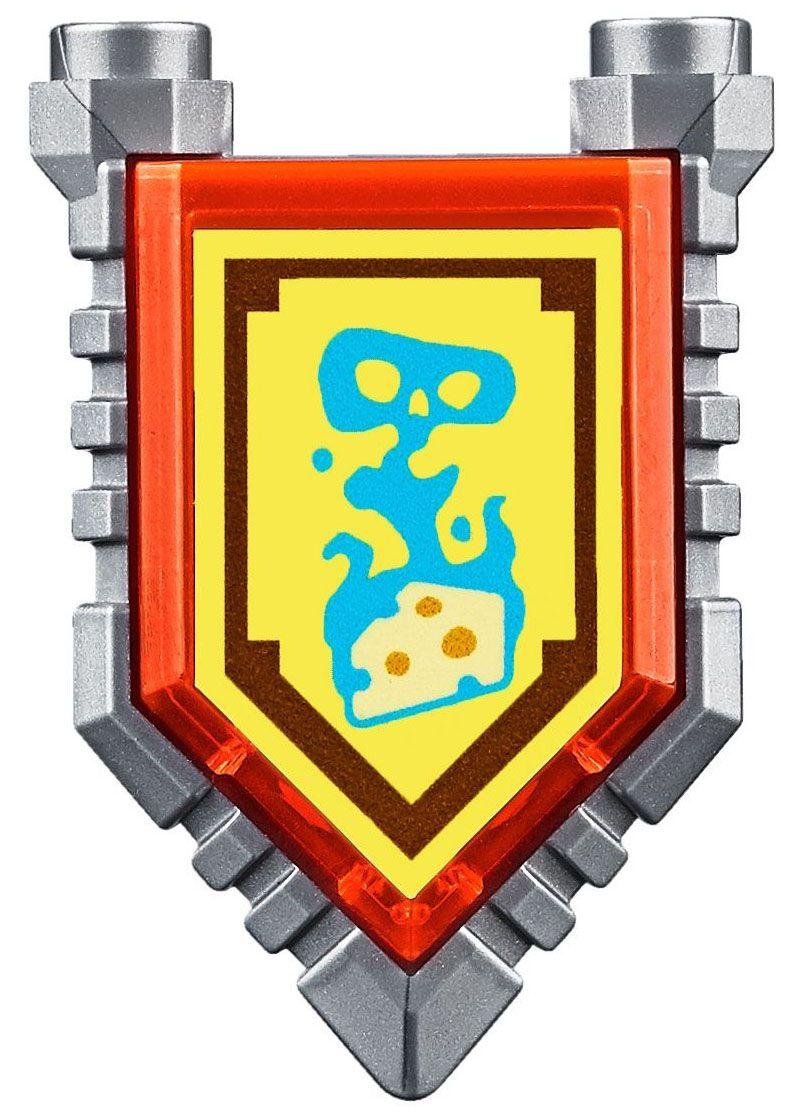 LEGO Nexo Knights 70326 Le robot du chevalier noir