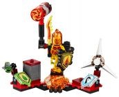 LEGO Nexo Knights 70339 L'Ultime Flama