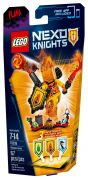LEGO Nexo Knights 70339 - L'Ultime Flama pas cher