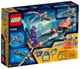 LEGO Nexo Knights 70348 Le double tireur de Lance