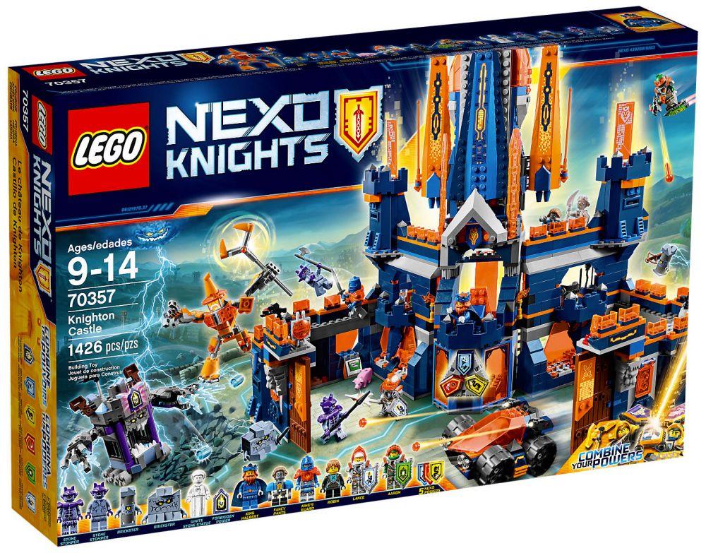 LEGO Nexo Knights 70357 pas cher