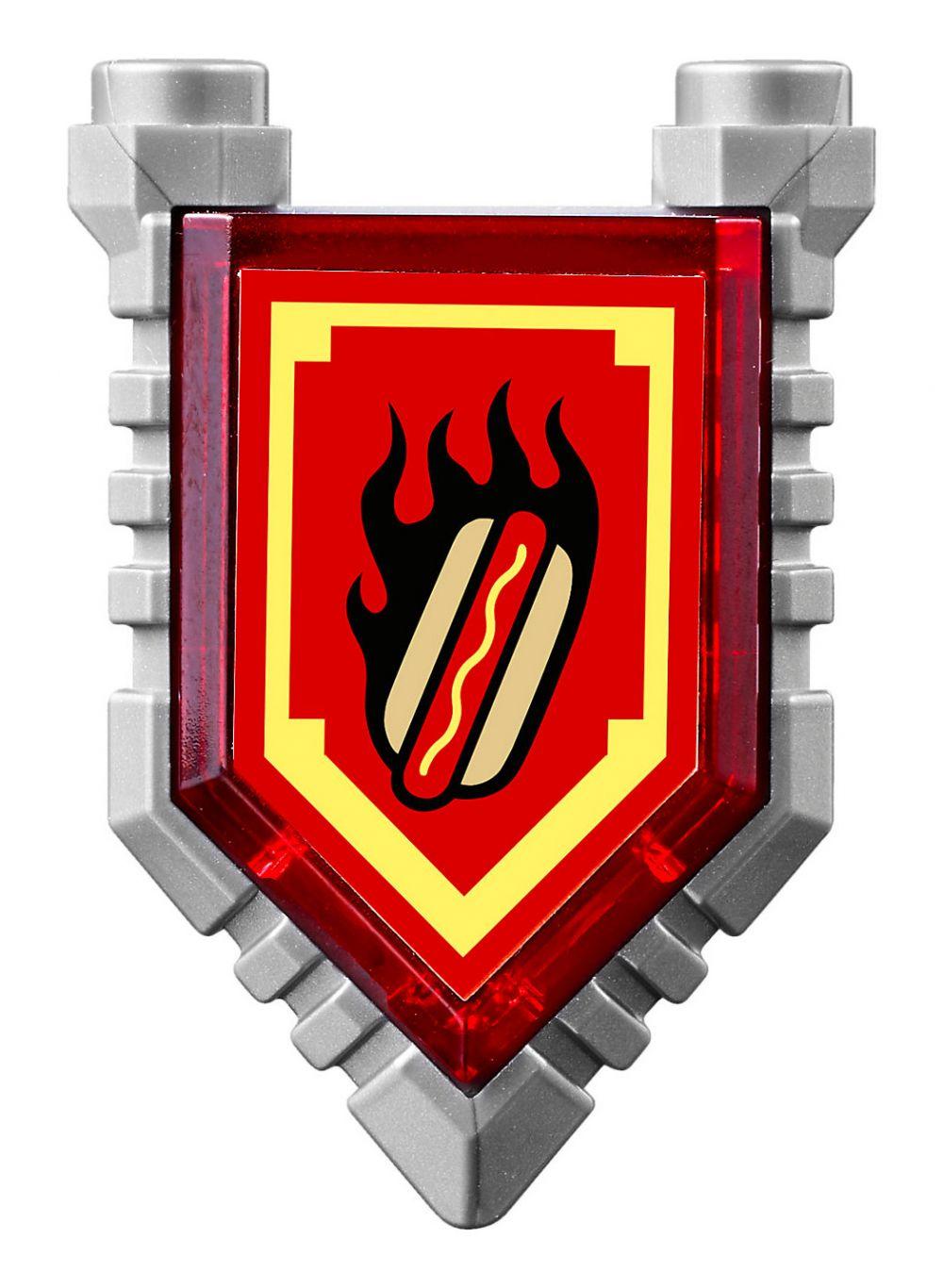 LEGO Nexo Knights 70361 Le dragon robot de Macy