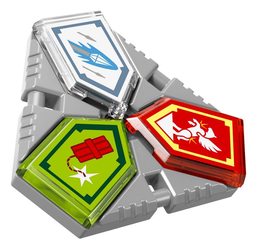 LEGO Nexo Knights 70366 La super armure de Lance
