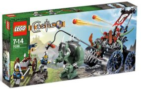 LEGO Castle 7038 Troll Assault Wagon