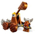 LEGO Castle 7040 Dwarves' Mine Defender