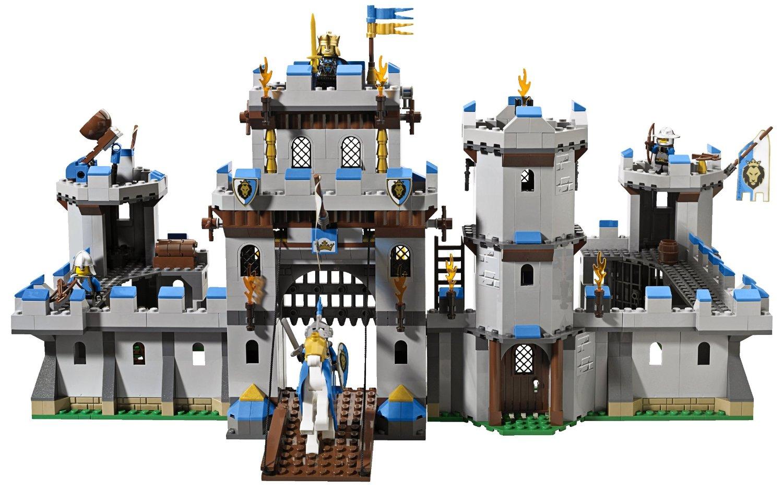 Chess Table Lego Castle 70404 Pas Cher Le Ch 226 Teau Fort