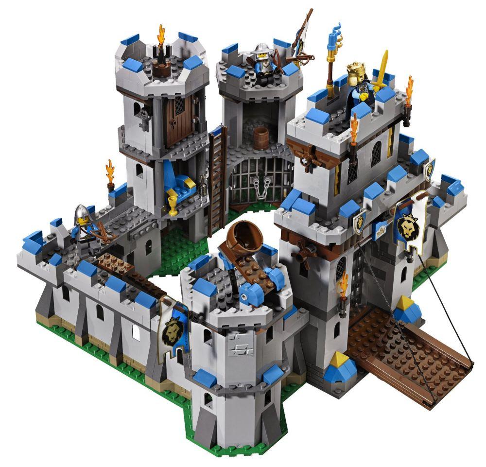 lego castle 70404 pas cher le ch teau fort. Black Bedroom Furniture Sets. Home Design Ideas