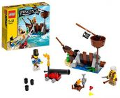 LEGO Pirates 70409 La défense du radeau