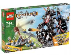 LEGO Castle 7041 Troll Battle Wheel