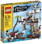 LEGO Pirates 70412 Le fort des soldats