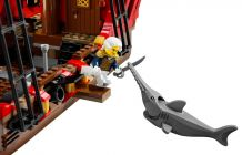 LEGO Pirates 70413 Le bateau pirate