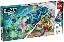 LEGO Hidden Side 70423 Le bus scolaire paranormal