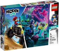 LEGO Hidden Side 70428 Le buggy de plage de Jack