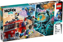 LEGO Hidden Side 70436 Le camion de pompiers Phantom 3000