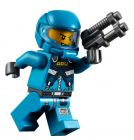 LEGO Alien Conquest 7049 Le tireur d'élite alien