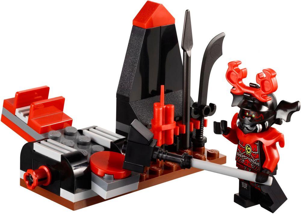 Lego ninjago 70503 pas cher le dragon d 39 or - Ninjago les 4 armes d or ...