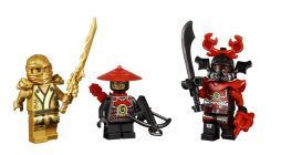 LEGO Ninjago 70503 Le dragon d'or
