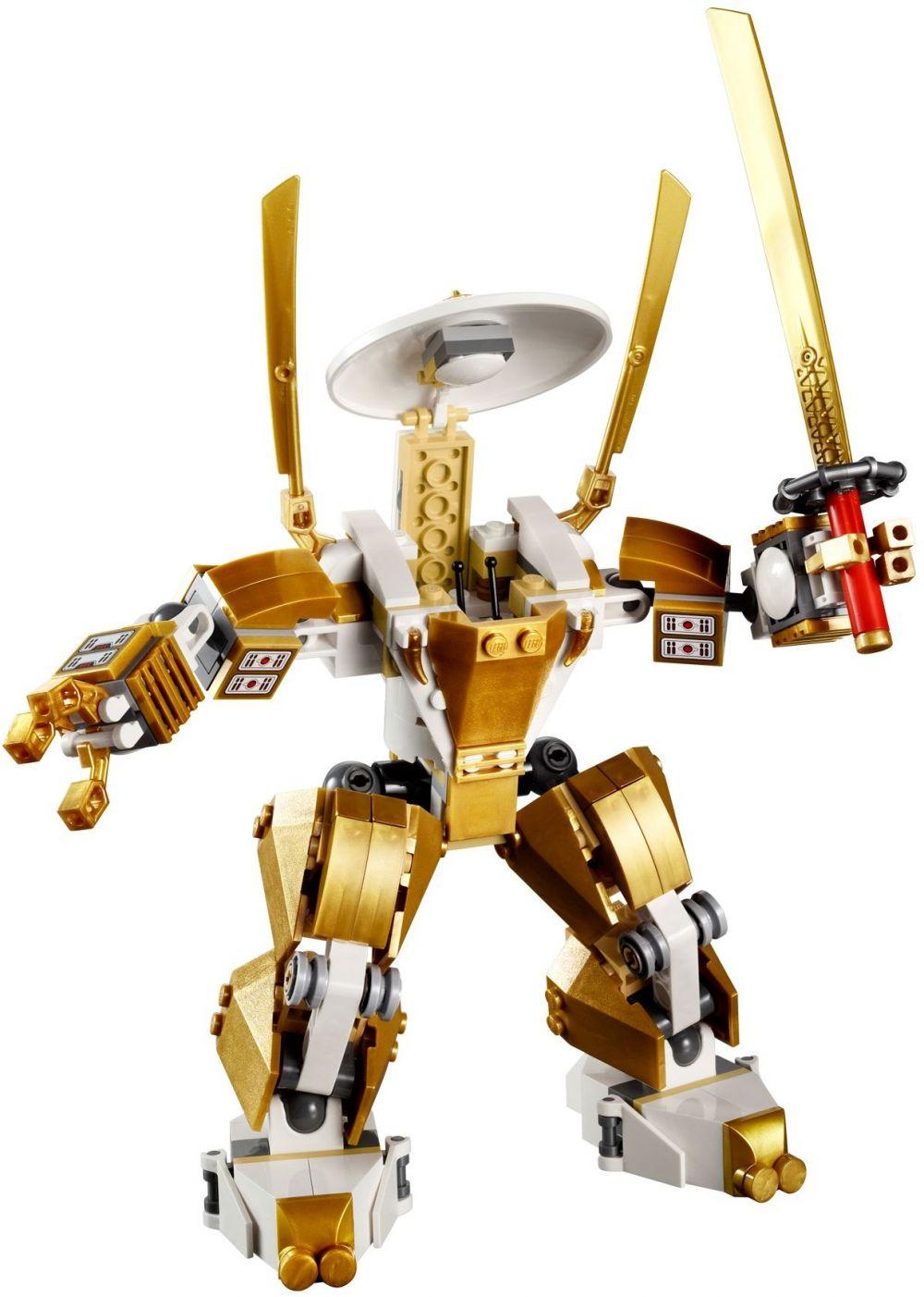 Lego ninjago 70505 pas cher le temple de la lumi re - Lego ninjago d or ...