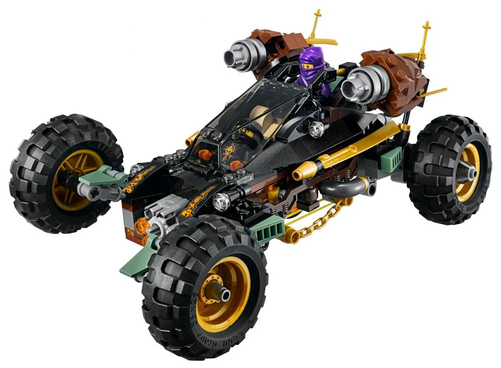 lego ninjago 70589 le tout terrain de combat