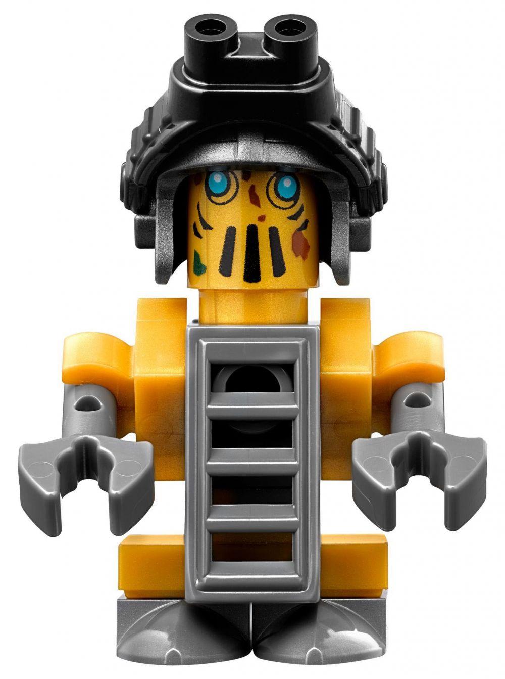 Lego ninjago 70594 pas cher l 39 attaque du phare - Lego ninjago d or ...