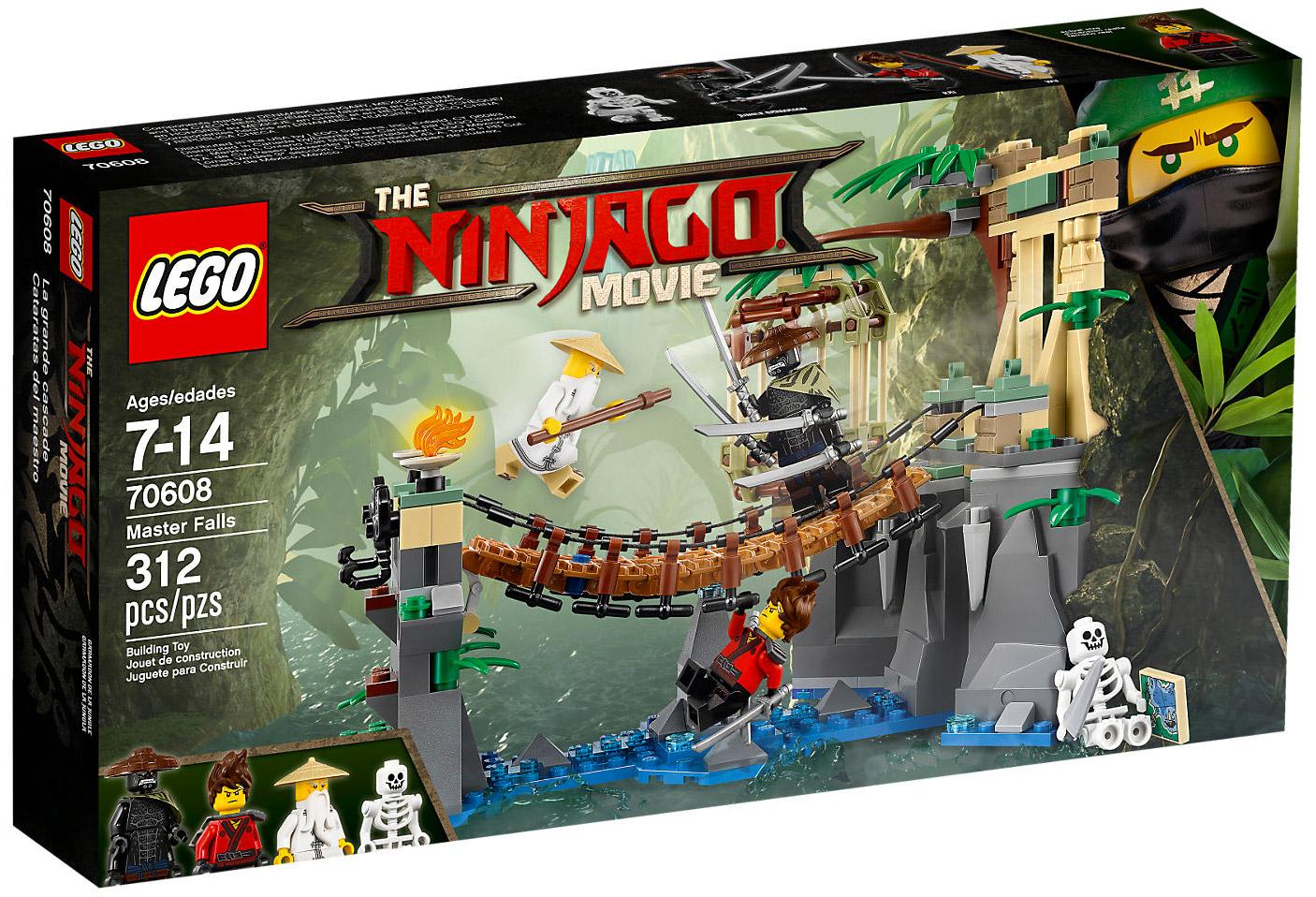 Pont Jungle 70608 Lego De Ninjago Le La xCBdoeQrW