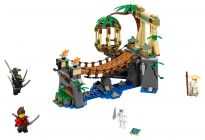 LEGO Ninjago 70608 Le pont de la jungle