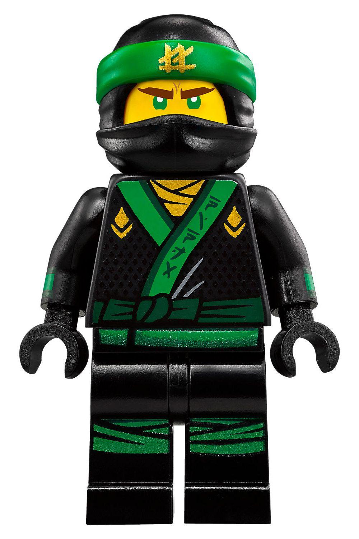 Lego ninjago 70612 pas cher le dragon d 39 acier de lloyd - Ninja vert lego ...