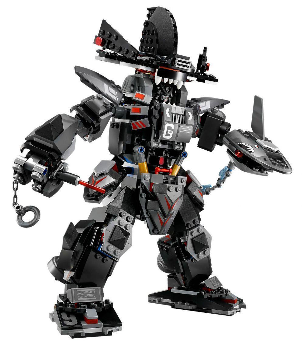 LEGO Ninjago 70613 Le Robot de Garmadon