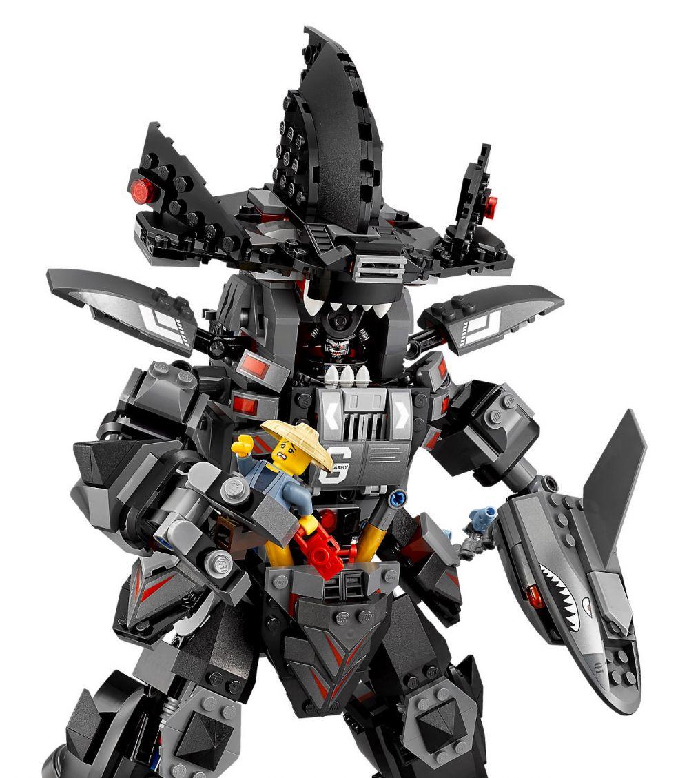 LEGO Ninjago 70613 pas cher, Le Robot de Garmadon