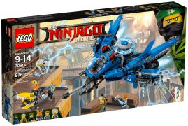 LEGO Ninjago 70614 Le Jet supersonique de Foudre