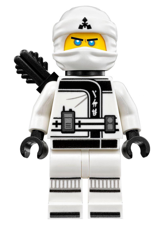 Lego ninjago 70616 pas cher le tank de glace - Ninjago lego zane ...