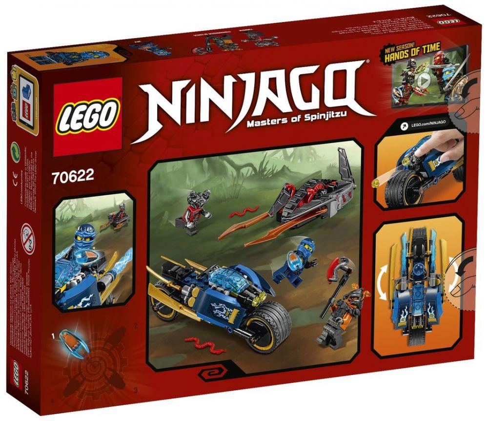 Lego ninjago 70622 pas cher l clair du d sert - Lego ninjago d or ...