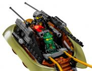LEGO Ninjago 70623 La poursuite en vol