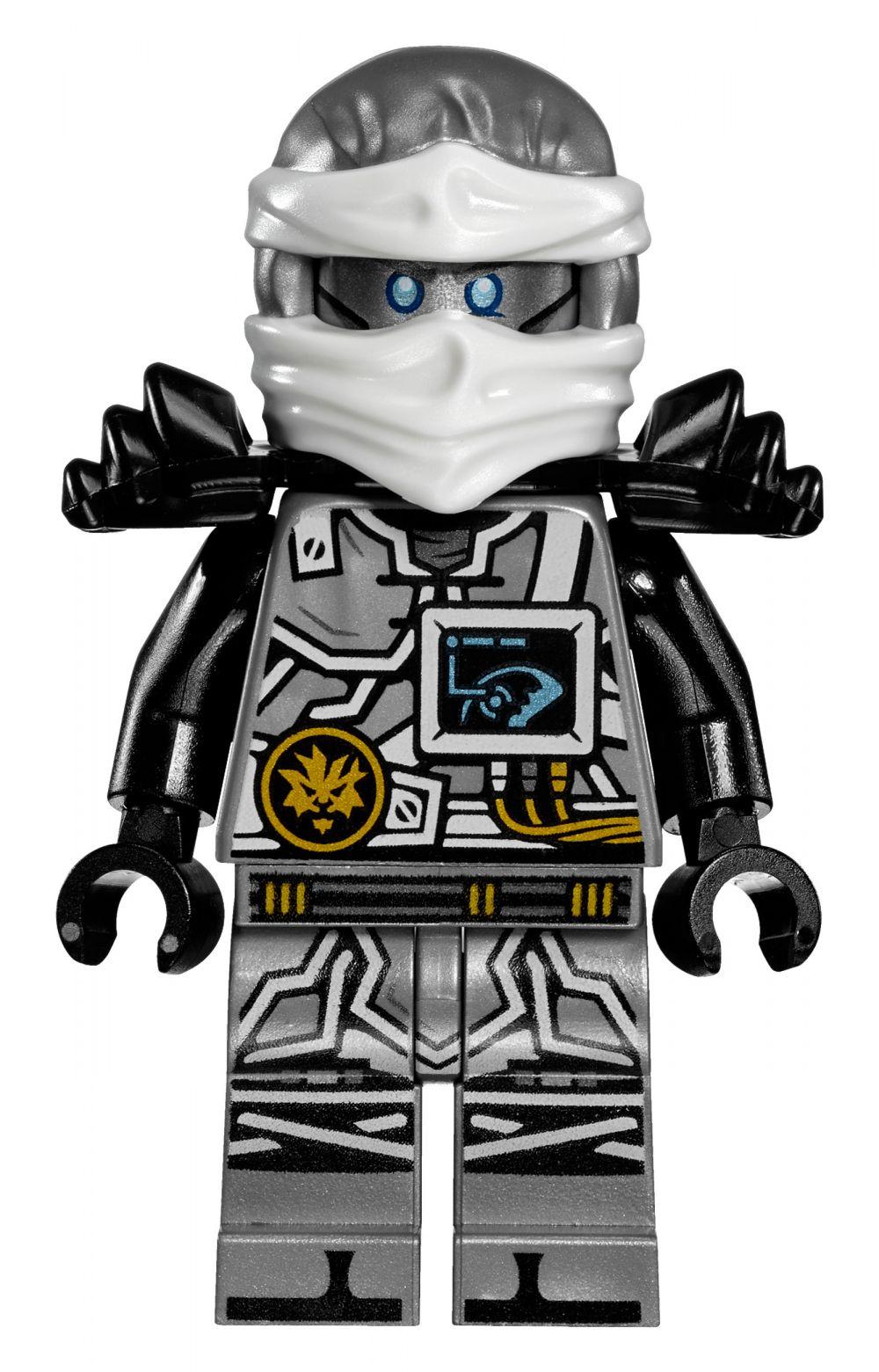 Lego ninjago 70624 pas cher la catapulte vermillion - Ninjago lego zane ...