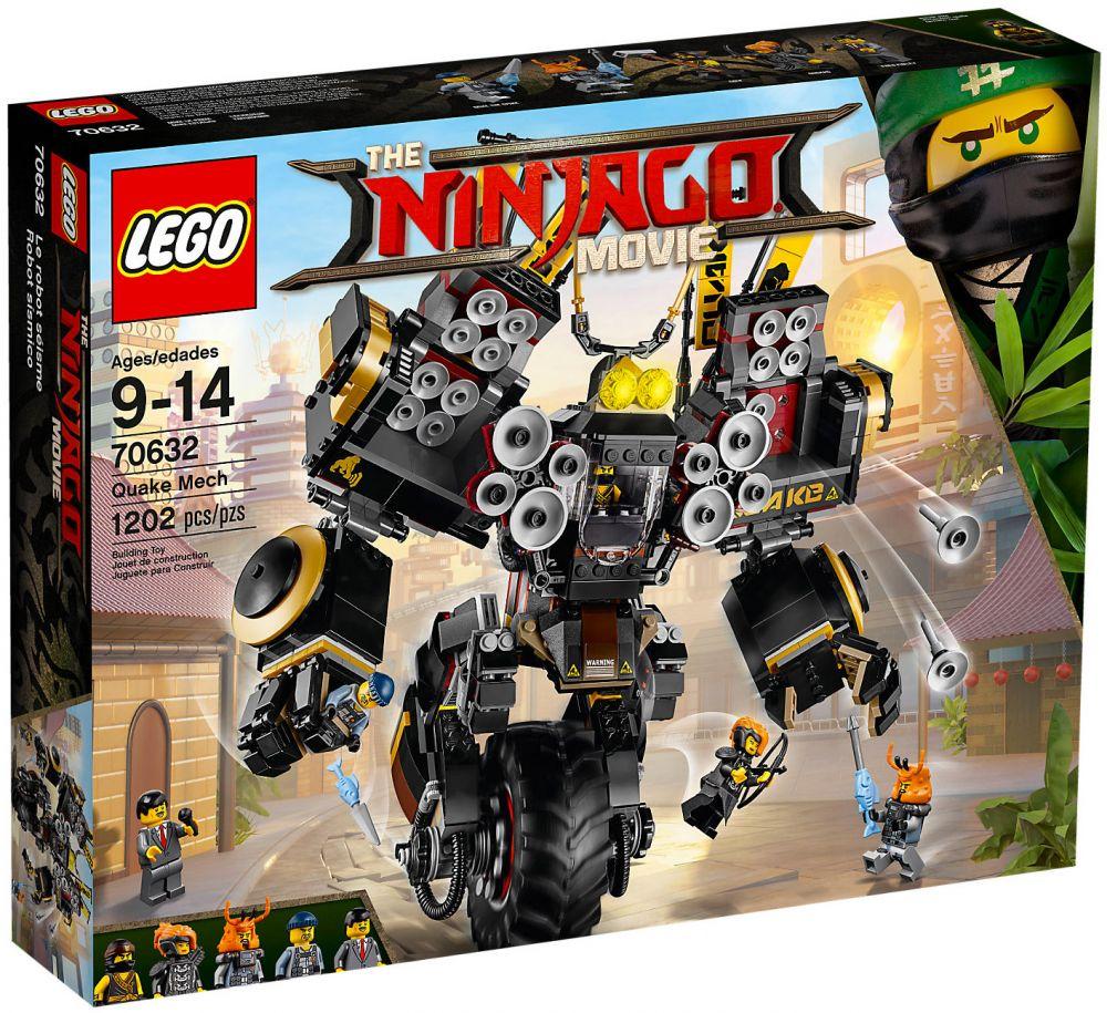 Lego Sismique Robot Ninjago 70632 Le F1uJc3TlK