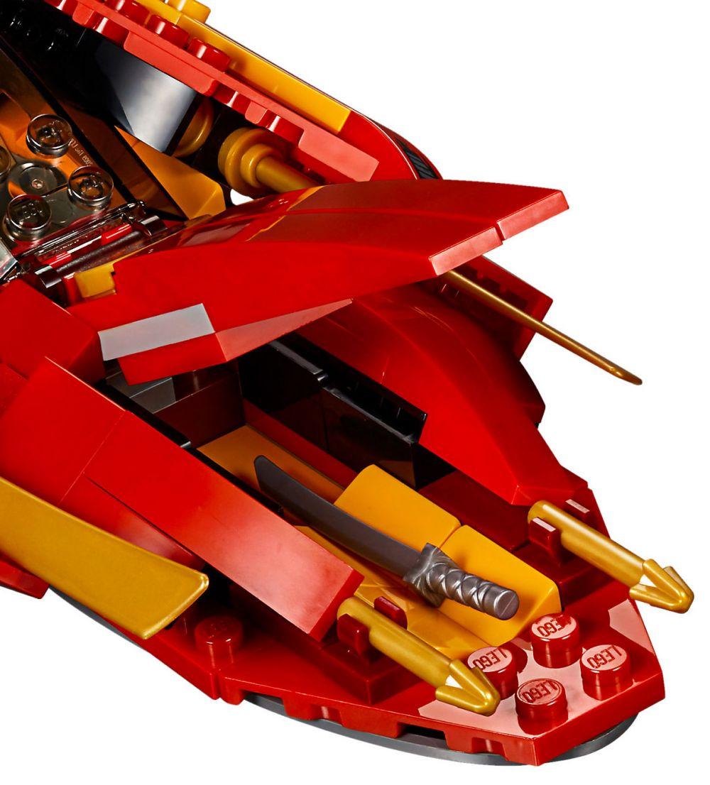 Lego ninjago 70638 pas cher le bateau katana v11 for Katana decoration pas cher