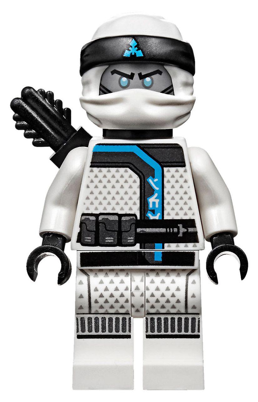Lego ninjago 70639 pas cher la course de rues en motos - Ninjago lego zane ...